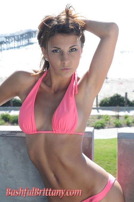 bashfulbrittany-pink-bikini